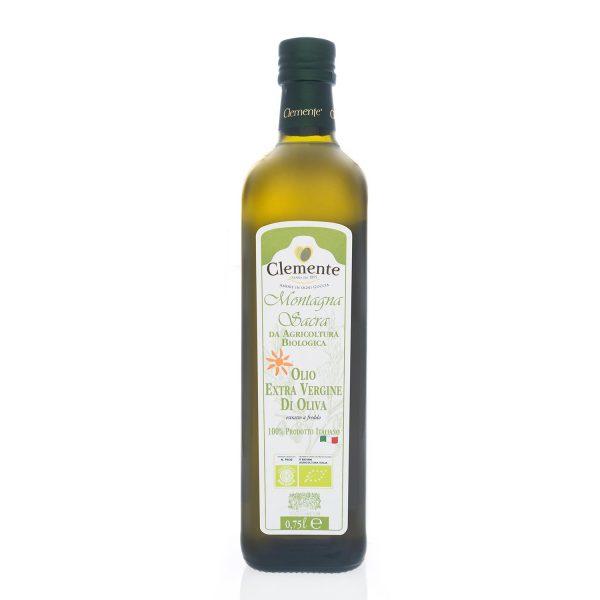 Olio Extravergine 100% Biologico Montagna Sacra 750ml
