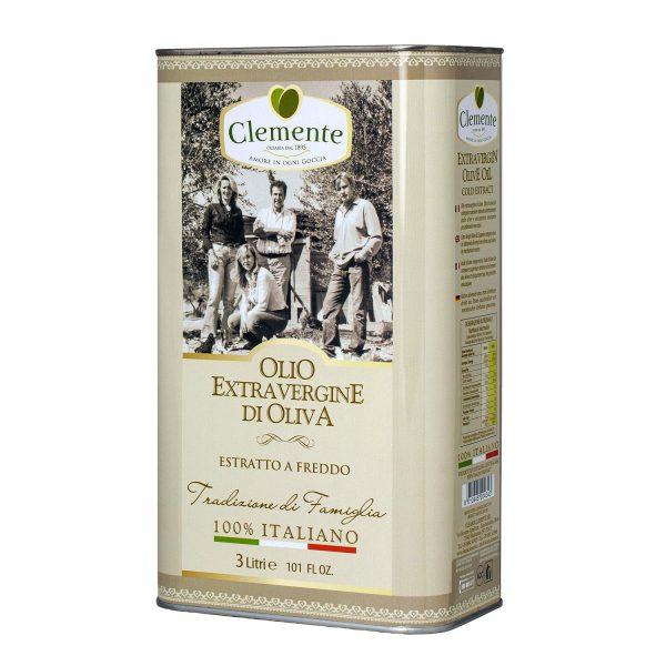 Olio 100% Italiano Tradizione di Famiglia 3 Litri