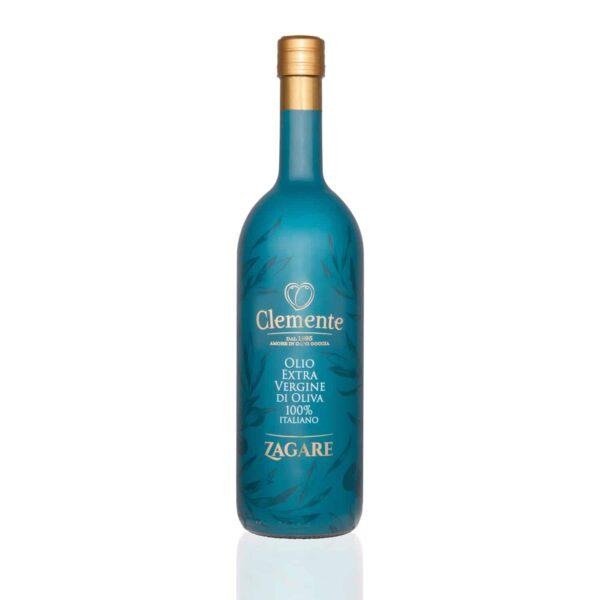 Olio Extravergine 100% Italiano - Le Zagare Opaca 1 Litro