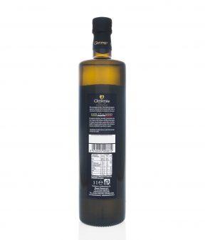 Olio Extravergine 100% Italiano - Le Zagare 1 Litro - Etichetta Retro