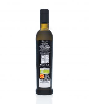 Olio 100% Italiano Bio-DOP Svevia 750ml - Retro