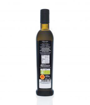 Olio 100% Italiano Bio-DOP Svevia 750ml - Retro