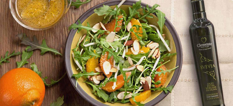 Insalata di Arance con bio-dop 100% italiano clemente