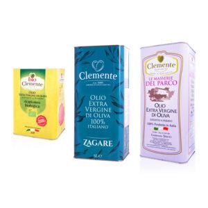 """""""Bundle Pack Le Tre Regine"""" 100% Italiano e Biologico - Fronte"""
