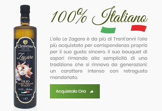 100% italiano le zagare
