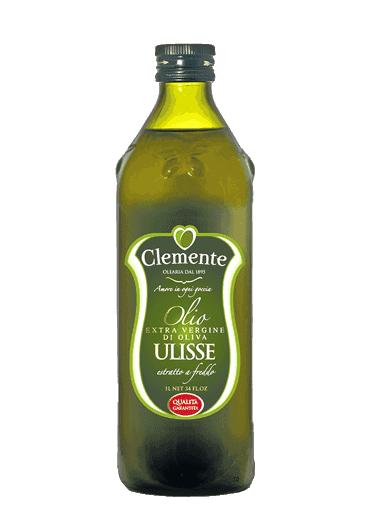 Bottiglia Olio Clemente Ulisse 1 litro