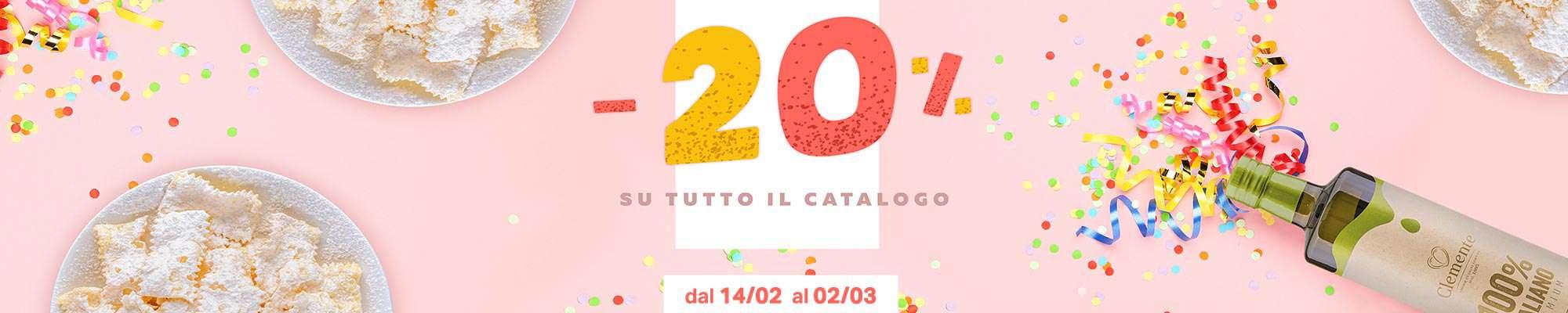 Olio Clemente Shop Online Header