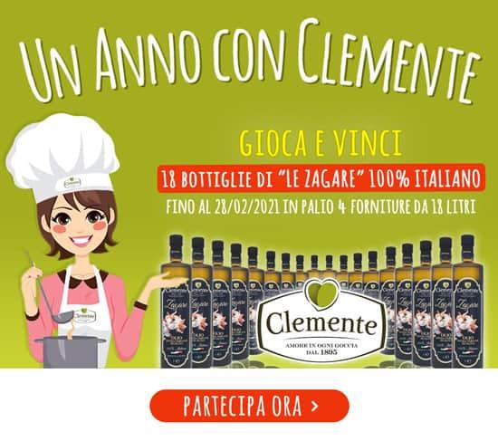Un Anno con Clemente - Popup