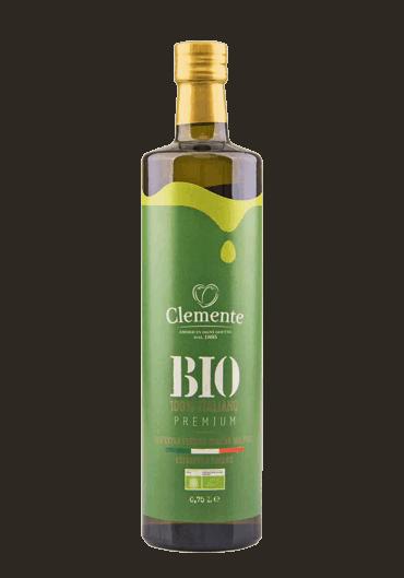 """Olio Extravergine 100% Italiano Biologico """"Premium"""" – 750 ml"""
