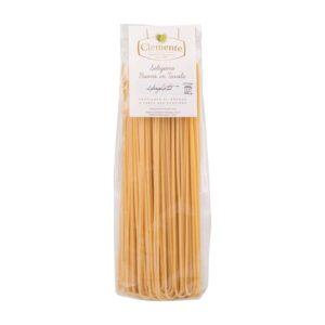 Spaghetti 100% Grano Italiano - Olio Clemente